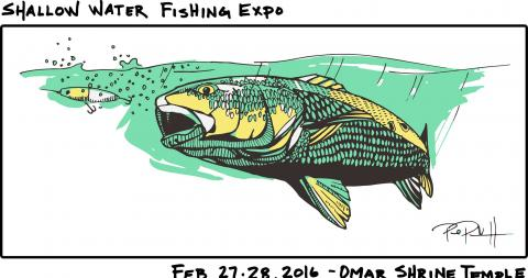 Shallow water fishing expo florida insider fishing report for Florida insider fishing report